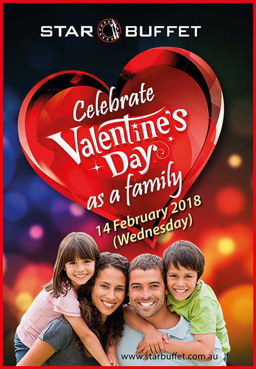 CELEBRATE VALENTINE'S DAY AS A FAMILY